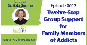 New Show Discusses Twelve-Step Group Support for Family Members of Addicts