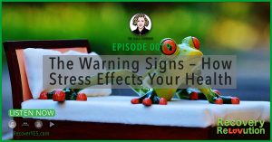 New Show Teaches How to Recognize the Warning Signs That Stress is Affecting Mental and Physical Health
